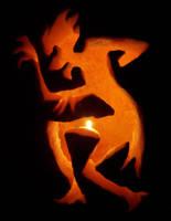 Loki Pumpkin by ShadyMeadows