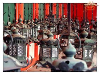 Nara Kasuga Shrine by eerokin