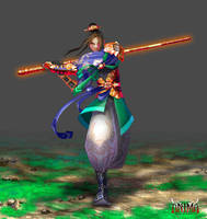 Anima: Jiang by Wen-M