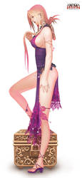 Anima: Bella Treasure by Wen-M