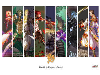 Wallpaper: Abel Empire by Wen-M