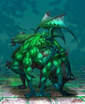 Anima: Distorter Demon by Wen-M