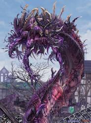 Anima: Necro Golem by Wen-M
