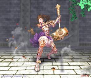 Anima: Erika by Wen-M