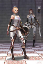 Anima: Alicia by Wen-M