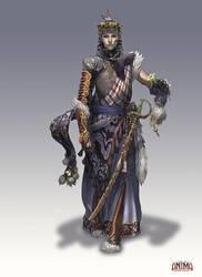 Anima: Oboro Genji by Wen-M