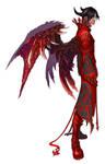Bel Demon by Wen-M