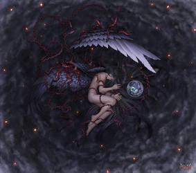 Anima: In darkness by Wen-M