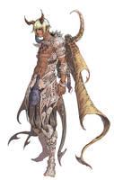 new demon by Wen-M