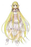 chii original dress by Wen-M