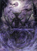 Moonlight demon by Wen-M