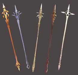 spears by Wen-M