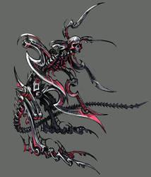 Mech design 01 by Wen-M