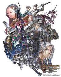 Luminous Echo: Heroes 1 by Wen-M