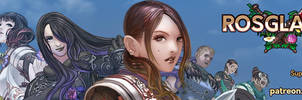 Rosgladia-patreon by Wen-M