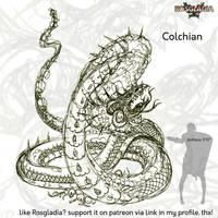 Rosgladia: Colchian by Wen-M
