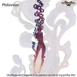 Rosgladia: Philinnion by Wen-M