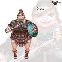 Rosgladia: Drusa by Wen-M