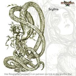 Rosgladia: Scythia by Wen-M