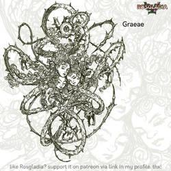 Rosgladia: Graeae by Wen-M