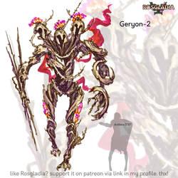 Rosgladia: Geryon 2 by Wen-M