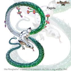 Rosgladia: Pagida-colored by Wen-M