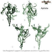 Rosgladia: Aplistia-1 by Wen-M