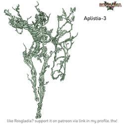 Rosgladia: Aplistia-3 by Wen-M