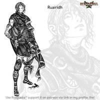 Rosgladia: Ruairidh by Wen-M