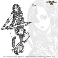 Rosgladia: Mor by Wen-M