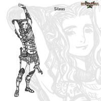 Rosgladia: Sileas by Wen-M