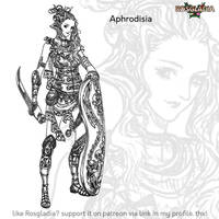 Rosgladia: Aphrodisia by Wen-M