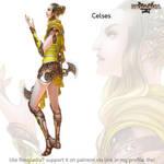 Rosgladia: Celses-Y1 by Wen-M