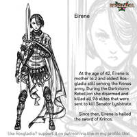 Rosgladia: Eirene by Wen-M