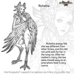 Rosgladia: Richeilia by Wen-M