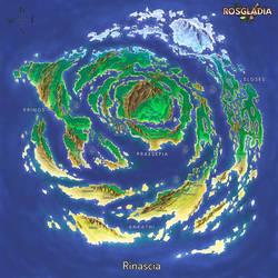 Rosgladia: Map V2 by Wen-M