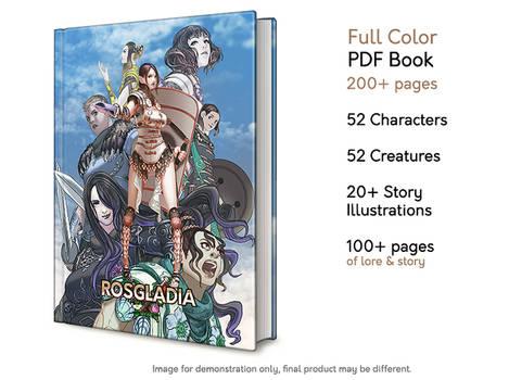 Rosgladia: book info 1 by Wen-M