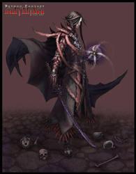 Anima: Warlock by Wen-M