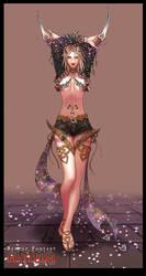 Anima: Thief girl by Wen-M