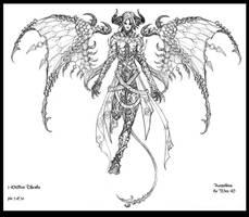 2Mthanks: Asmodeus by Wen-M
