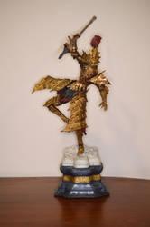 Ornstein Sculpture by MichaelEastwood