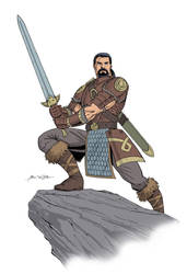 Bareth: Legends of Voldarus by Taman88