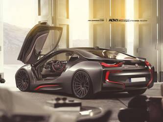 BMW i8 on ADV15mv2 by Danyutz