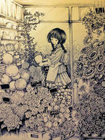 flowers shop by SuSuper
