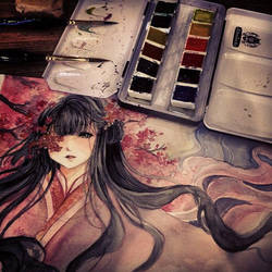 girl by SuSuper