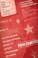 CVs by Fransanchez