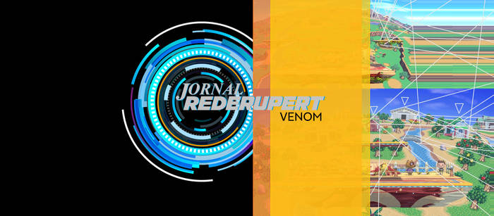 Jornal RedeRupert Venom by RedeRupert
