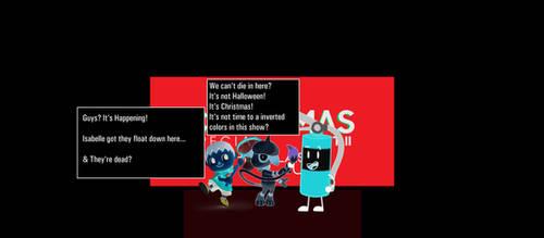 RedeRupert Christmas Special - 45 by RedeRupert