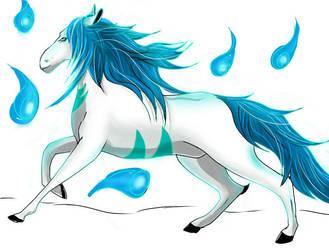 Demonic Horse by kiki666999