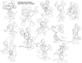 Redesigning the Mouse by DarylT